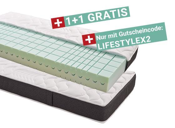 Primatex Komfortschaummatratze Lifestyle