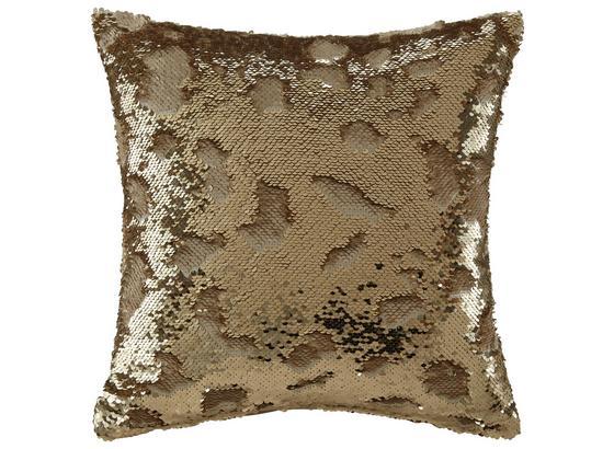 Polštář Ozdobný Marion - barvy zlata/béžová, textil (40/40cm) - Mömax modern living