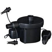 Elektr. Luftpumpe Sidewinder Rechargeable Pump - Schwarz, MODERN, Kunststoff (12,4/9,6/10,4cm) - Bestway
