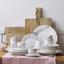 Kombinovaný Servis Blossoms - viacfarebná, Romantický / Vidiecky, keramika - Mömax modern living