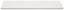 Wandboard Skate 80/20 - Weiß, MODERN, Holzwerkstoff (80/1,8/20cm)