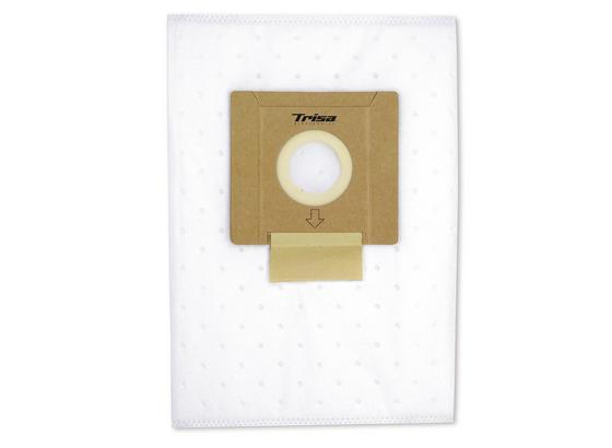 Staubsaugerbeutel Micro 5er Pack - Weiß, MODERN, Textil (2l)