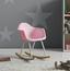 Detská Stolička Bobby - ružová, Moderný, umelá hmota/kov (41,5/60/54cm) - Mömax modern living