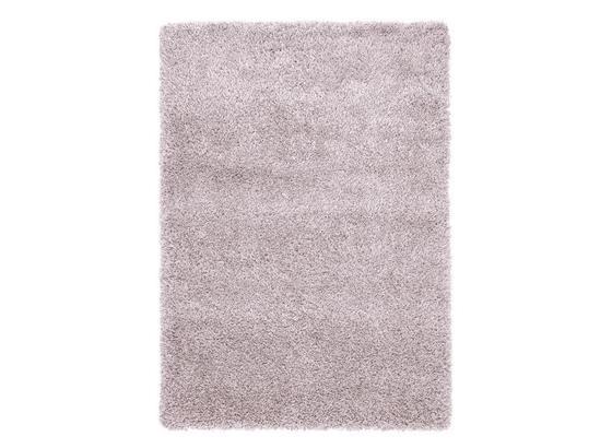 Koberec S Vysokým Vlasom Lambada 2 - ružová, Moderný, textil (80/150cm) - Mömax modern living