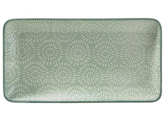 Tácka Nina - mätovozelená, keramika (12/22cm) - Mömax modern living