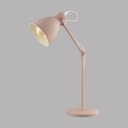 Tischleuchte Priddy-p - Pink, MODERN, Metall (42,5cm)