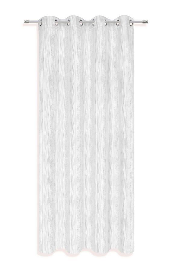 Készfüggöny Sybille - natúr színek, konvencionális, textil (140/245cm)