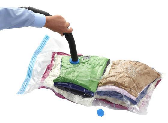 Vakuum-Aufbewahrungsbeutel Easy - Klar, Kunststoff (67/100cm) - Homezone