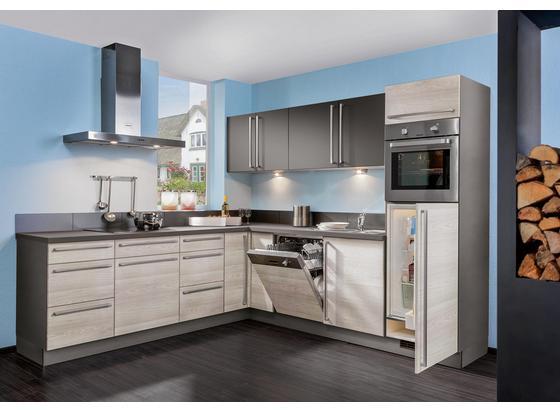 Rohová Kuchyňa Plan - Moderný (250/270cm)