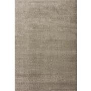 Hochflor Teppich Beige Roma 160x230 cm - Beige, MODERN, Textil (160/230cm)