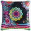 Zierkissen-doubleface Tamaki - Multicolor/Schwarz, MODERN, Textil (48/48cm)