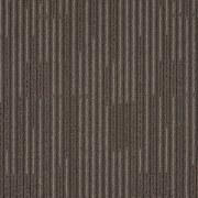 Teppichfliese Zenit 50x50, Braun - Braun, MODERN, Textil (50/50cm)