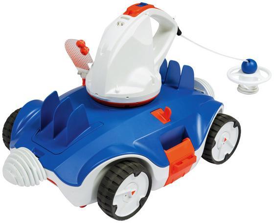 Poolroboter Flowclear Aquatronix - Blau/Orange, MODERN, Kunststoff/Metall (45/33/30,5cm) - Bestway