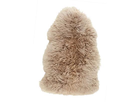 Kůže Ovčí Jenny - béžová, textil (90-105/60cm) - Mömax modern living