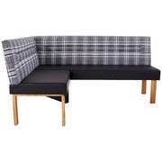 Eckbank Malwa - KONVENTIONELL, Holz/Textil (149/189cm)