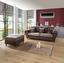 Veľká Pohovka Living - svetlohnedá/tmavohnedá, Romantický / Vidiecky, kov/drevo (265/82-102/108cm) - James Wood