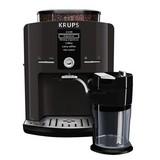 Kaffeevollautomat Ea829p - Schwarz, Basics, Kunststoff/Metall (29/49/38cm) - Krups