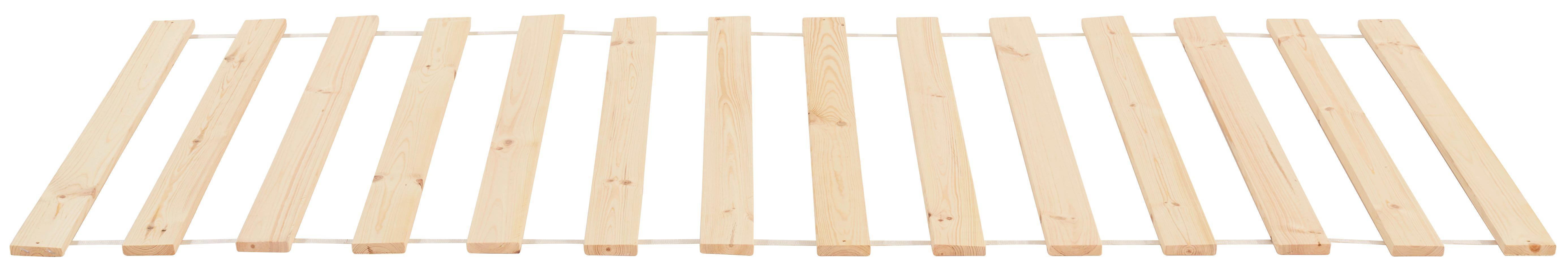 Rolovateľný Rošt Möbelix 90 - farby smreku, drevo (90/200cm)