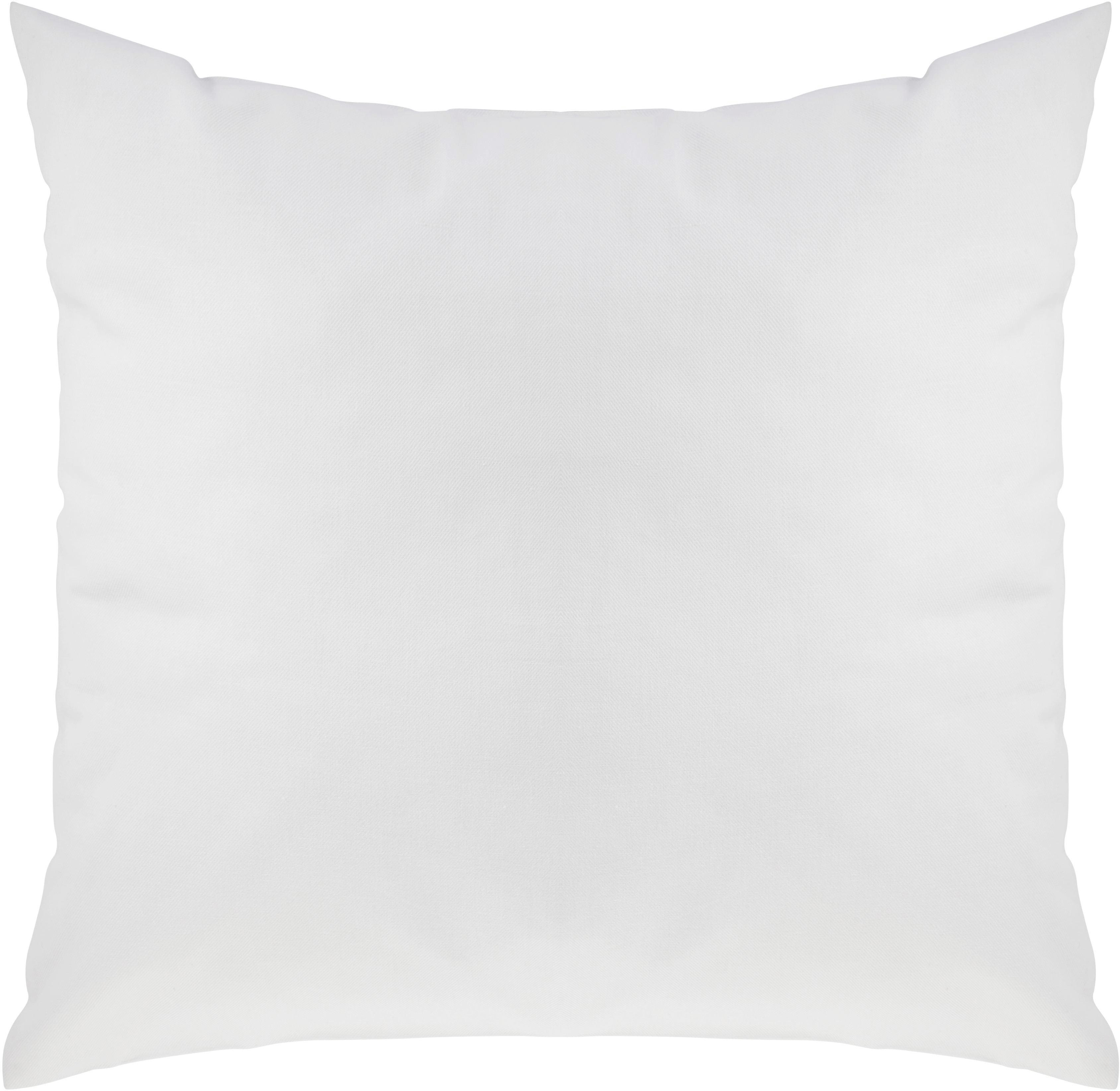 Polštář Ozdobný Zippmex  -based-top- - bílá, textil (50/50cm) - BASED