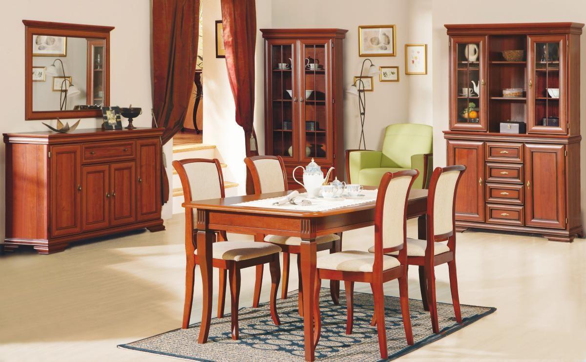 Étkezőasztal Aramis Art 30 - diófa színű, konvencionális, műanyag/fa (160-200/74,8/90cm)