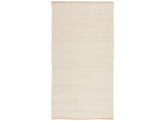 Ručné Tkaný Koberec Carmen 1 - béžová, textil (60/120cm) - Mömax modern living