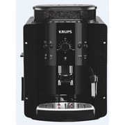 Kaffeevollautomat Ea8108 - Schwarz, KONVENTIONELL, Kunststoff (38/29/48cm) - KRUPS