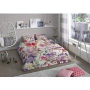 Bettwäsche Janneke 140/200cm Multicolor - Multicolor, Basics, Textil