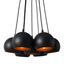 Závěsné Svítidlo Elvis -top- - černá, Lifestyle, kov (45/45/113cm) - Mömax modern living