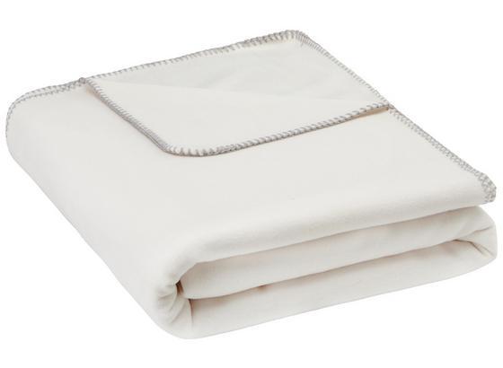 Mäkká Deka Fay - biela, Moderný, textil (150/200cm) - Mömax modern living