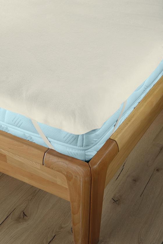Matracvédő Rina - natúr színek, konvencionális, textil (70/140cm) - Primatex