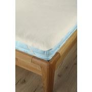 Matratzenschoner Rina 100x200cm - Naturfarben, KONVENTIONELL, Textil (100/200cm) - Primatex