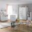 Šatníková Skriňa Dream - Konvenčný, kompozitné drevo (136cm) - Premium Living