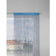 Záclona Provázková Victoria - petrolej, textil (90/245cm) - Mömax modern living