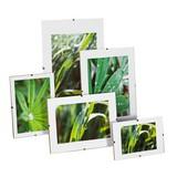 Cliprahmen Levi, 50x70cm - Klar, KONVENTIONELL, Glas/Kunststoff (50/70cm) - Homezone