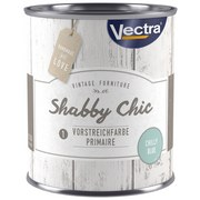 Vorstreichfarbe Shabby Chic Chilly Blue - Blau (0,750l)
