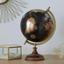 Glóbus Columbus Ii - čierna/krémová, Konvenčný, drevo (33cm)