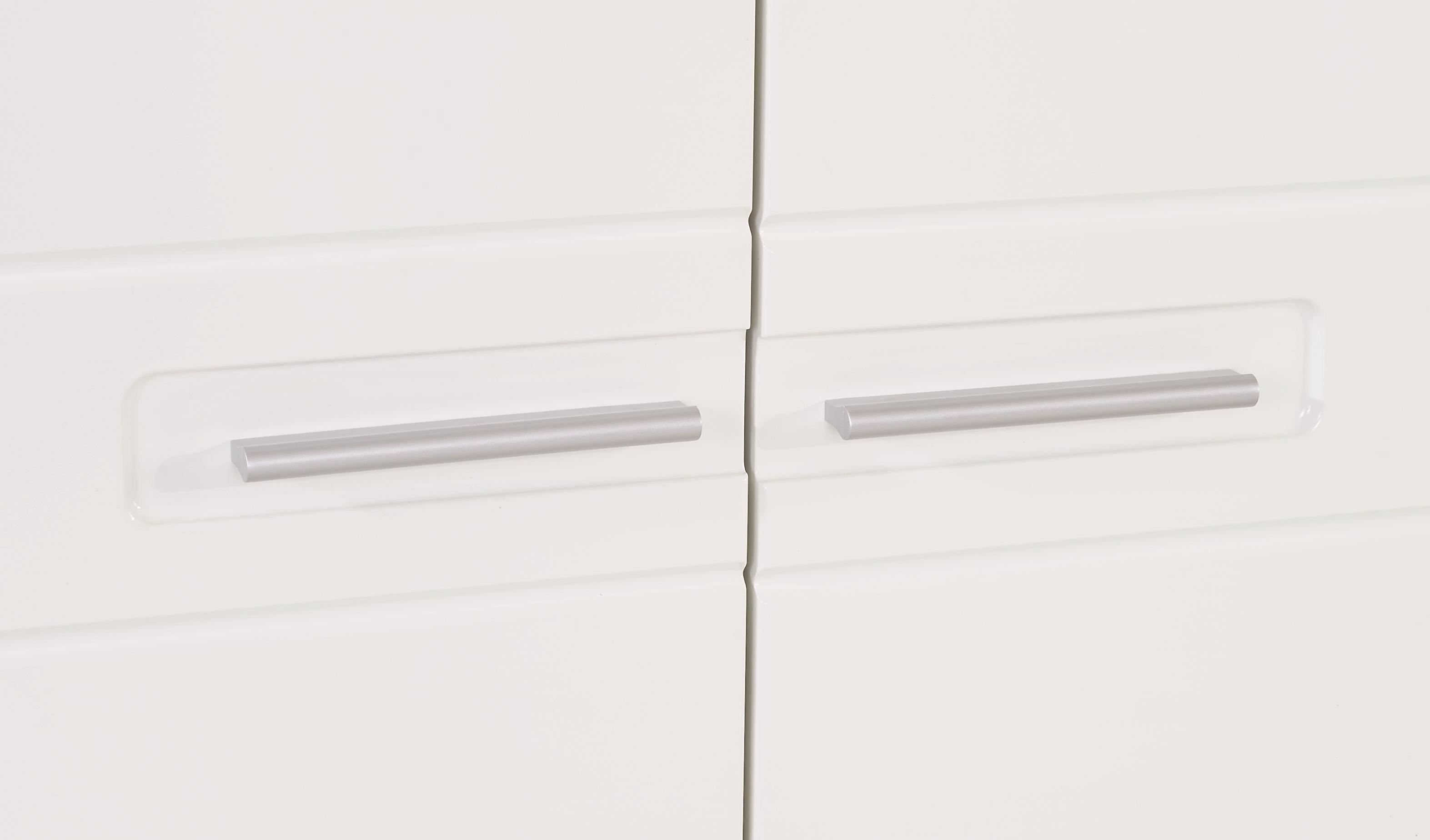 Šatní Skříň Avensis - bílá, Moderní, dřevo (120/206/60cm) - LUCA BESSONI