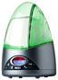 Luftbefeuchter mit Timerfunktion Ultrabreeze - Transparent/Silberfarben, MODERN, Kunststoff (19,6/13,5/25,6cm)