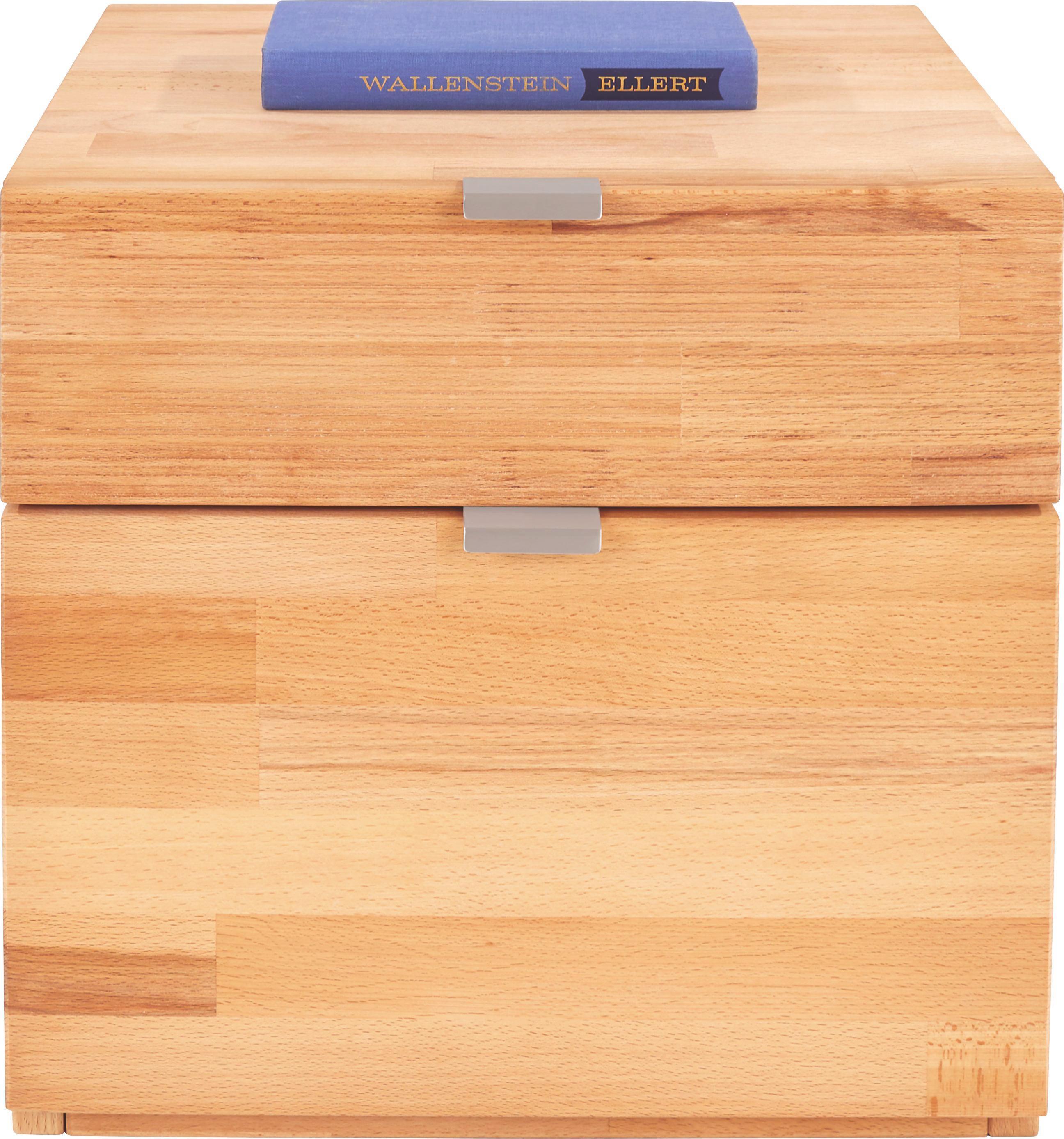 Éjjeliszekrény Cadiz - bükk színű, konvencionális, fa (45/42/40cm) - MÖBELIX