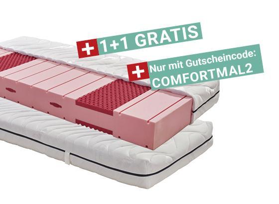 Primatex Komfortschaummatratze Comfort