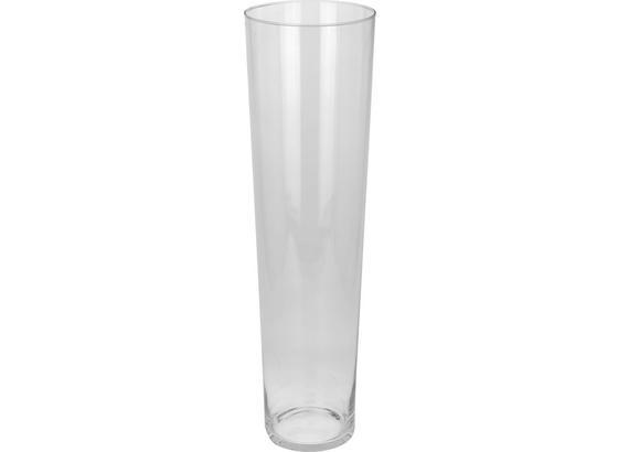 Vase Aischa - Klar, Basics, Glas (19/70cm)