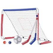 Fußballtor Kickback - Basics, Kunststoff (45,7/123/76,2cm)