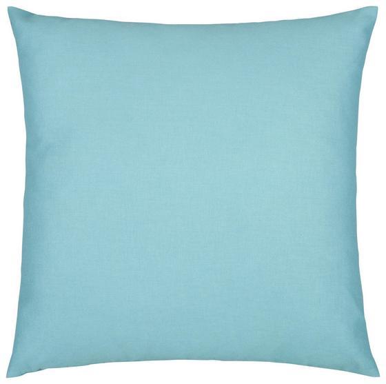 Polštář Ozdobný Cenový Trhák - modrá, textilie (50/50cm) - Based