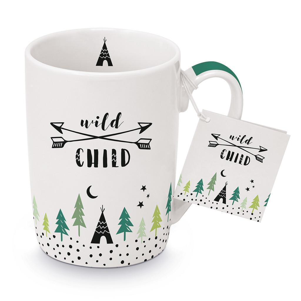 Hrnček Na Kávu Wild Child