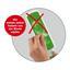 Fusselrolle Cleanmaxx Fusselbürsten-Set - Limette/Weiß, Basics, Kunststoff (10/5/32,8cm) - TV - Unser Original
