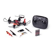 Hubschrauber X4 Quadcopter Angry Bug - Rot/Schwarz, Basics, Kunststoff (6/23,5/31,5cm)