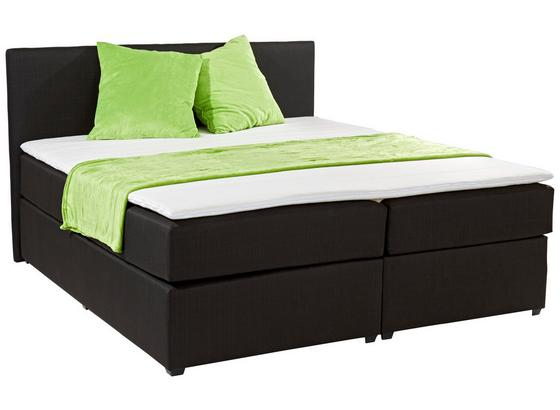 boxspringbett titania 180x200 schwarz online kaufen m belix. Black Bedroom Furniture Sets. Home Design Ideas