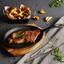 Súprava Na Steaky Beefy - strieborná, Moderný, kov - Premium Living