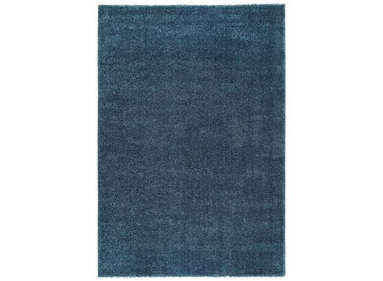 Tkaný Koberec Rubin 1 - modrá, Moderní (80/150cm) - Mömax modern living