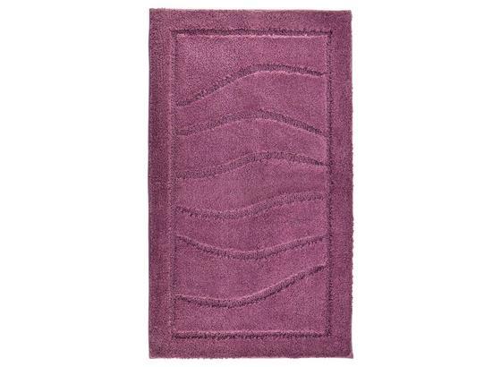 Badematte Lasse - Altrosa, ROMANTIK / LANDHAUS, Textil (60/100cm) - James Wood